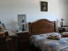 Schlafzimmer im Ferienhaus Casa Forno