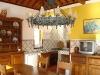 Wohnbereich im Ferienhaus Casa Forno