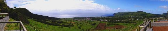 Panoramablick vom Miradouro da Luz