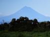 Der mächtige Vulkan Pico