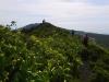 Pfad zum Gipfel des Pico Timao in der Serra Dormida