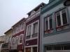 Bunte Häuserfassaden