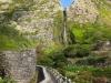 Wasserfall und Poço do Bacalhau