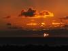 Westlichster Sonnenuntergang