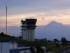 Am Flughafen Horta, Insel Faial