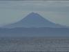 Graciosa - Blick zum Pico über São Jorge hinweg