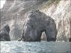 Graciosa - Felsbogen an der Küste