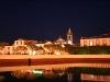 Santa Cruz da Graciosa bei Nacht