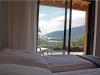 Refugio do Pico - Blick aus dem Bett