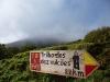 27 km langer Trilho dos des vulcoes