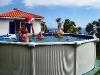 Vivenda Mar e Monte - Pool im Garten