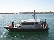 Fährboot Ariel