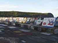 Hafenmalerei in Horta