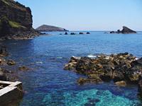Meerwasserpool, Graciosa