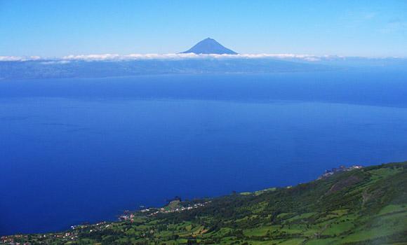 Der Vulkan Pico