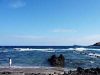 Strand bei Santa Cruz