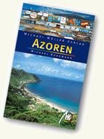 Michael Bussmann: Reiseführer Azoren