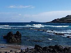 Barra-Bucht bei Santa Cruz da Graciosa