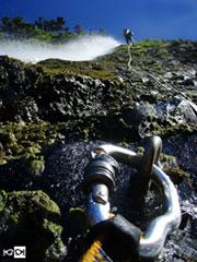 Canyoning auf den Azoren