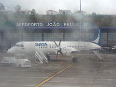 Flughafen Ponta Delgada