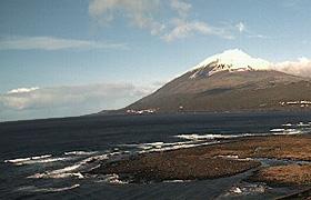 Pico mit Schneehaube