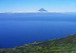 Pico - höchster Berg Portugals