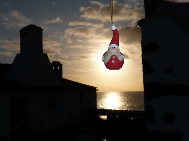 Weihnachten auf Graciosa