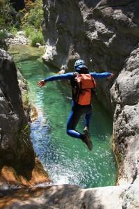 Azoren Canyoning