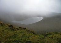 Lagoa im Hochland