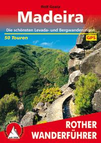 Rother Wanderführer Madeira