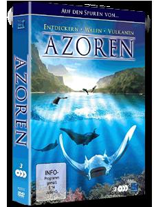 Die Azoren – Auf den Spuren von Entdeckern, Walen und Vulkanen (DVD-Box)