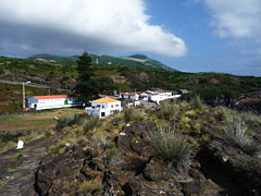 Baia da Folga vor der großen Caldeira