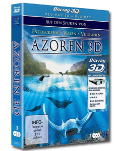 Azoren 3D Blu-ray Box