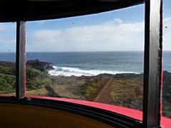 Blick vom Leuchtturm Farol da Ponta da Ilha