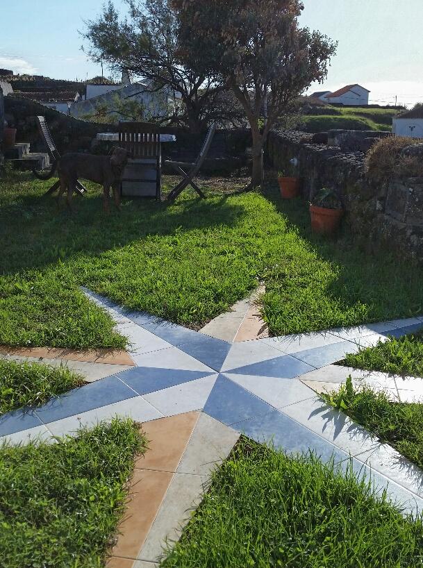 Gartenterrasse der Quinta