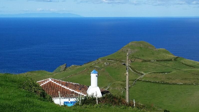 Nordküste Santa Marias und Ostspitze São Miguels