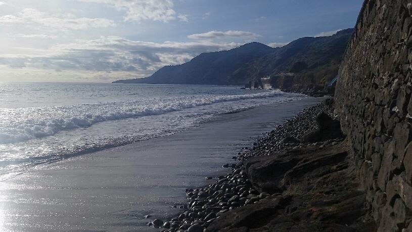 Strand Praia formosa