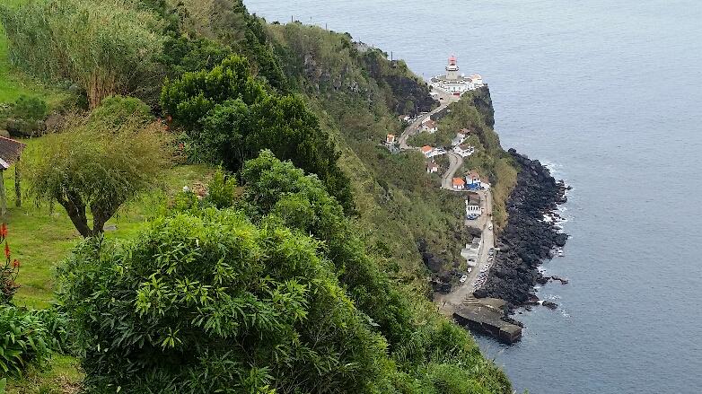 Ponta do Arnel. Ostspitze São Miguels